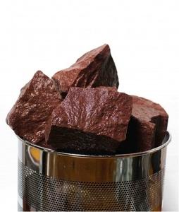 Малиновый кварцит (карельский) 40х80, 10 кг
