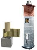 Дымоход Schiedel UNI 160 4 м