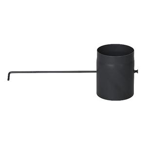 Труба с шибером Ø 180