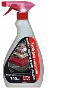 Средство для чистки изделий из мрамора, гранита и ластрико