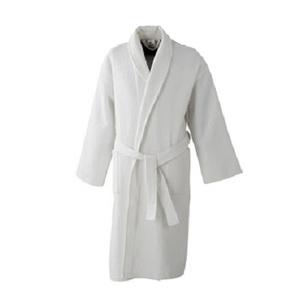 Банный халат вафельный