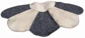 Коврик для сауны (комбинированный войлок)