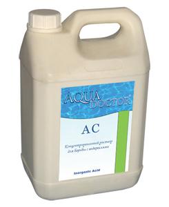 Концентрированный раствор для борьбы с водорослями AquaDoctor AC, 5л