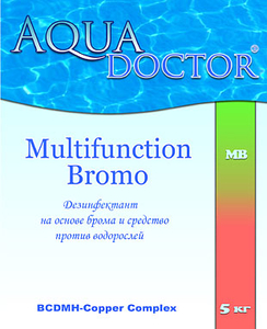 Средство для дезинфекции и против водорослей AquaDoctor MB