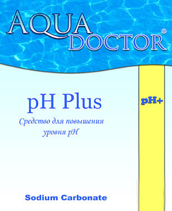 Регулятор уровня рН AquaDoctor pH+, 5 кг