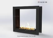 "Встраиваемый биокамин Gloss fire ""Очаг Focus MS"" Арт. 011"