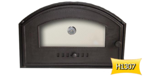 Дверца чугунная DCHD3Т