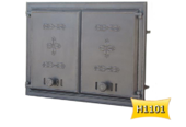 Дверца чугунная DCHP1