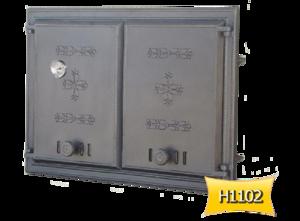 Дверца чугунная DCHP2