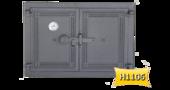 Дверца чугунная DCHP5Т