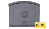 Дверца чугунная DP3