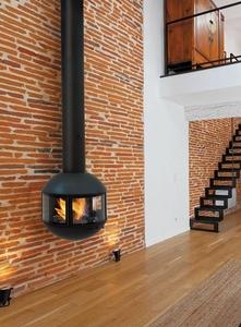 Дизайнерский камин FOCUS EDOFOCUS 850 vertical