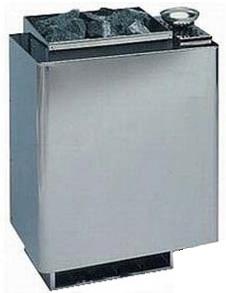 Электрокаменка EOS Bi-O Tec 6 кВт нержавеющая сталь