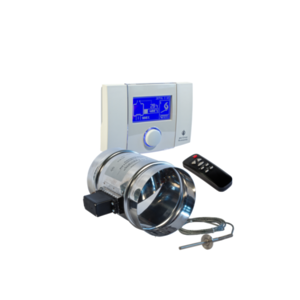 Электронная система контроля горения ERS 02