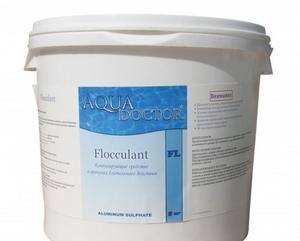 Гранулированный состав против взвешенных частиц AquaDoctor FL