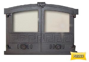 Дверца чугунная GRECJA 3