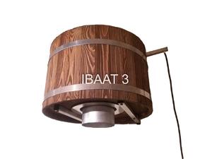 Ведро-водопад Ibaat 3