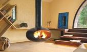 Камин Hogar Belleza 1000 со стеклом