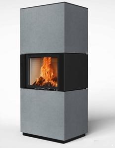 Каминная печь Austroflamm Colin 65x51 K/S