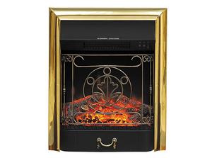 Электрокамин Royal Flame LED Majestic FX Brass