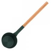 Лейка Rento из алюминия с ручкой из бамбука Можжевельник
