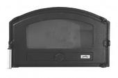 Печная дверца Pisla HTT 432 (герметичная, контроль тяги воздуха)