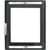 Печная дверца Pisla HTT 626 черная