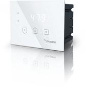 Timpex Регулятор горения 110 - 100 - 2,5m/4m - белый/черный