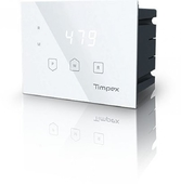 Timpex Регулятор горения 110 - 100 - 2,5m - белый