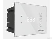 Timpex Регулятор горения Timpex 220 - 100 - 2,5m/4m- белый/черный