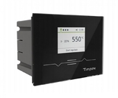 Timpex Регулятор горения Timpex 250 - 100 - 2,5m/4m- белый/черный