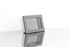 Решетка с сеткой Ventlab KRVSM 200x145-ML