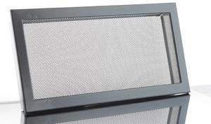 Решетка с сеткой Ventlab KRVSM 450x170-ML