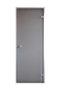 Двери для хаммама Saunax матовая бронза 70х190 см