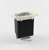 Электрическая печь для сауны Lang, Typ 33, 6 кВт