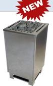 Электрическая печь для сауны Lang, KUBO-INOX K38, 6 кВт