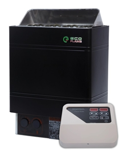 EcoFlame AMC 90-D 9 кВт + пульт CON4