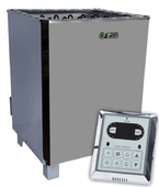 EcoFlame SAM D-15 15 кВт + пульт CON6