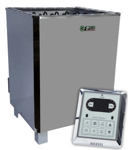 EcoFlame SAM D-12 12 кВт + пульт CON6