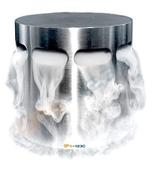 Ультразвуковой генератор соляного тумана GPsaltair V230