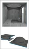 Потолок готовый - шар PН2