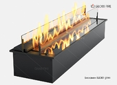 Топливный блок для биокамина Slider glass
