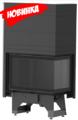 Каминная топка KFD ECO iLUX 90 LH/RH
