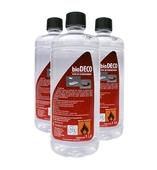 Топливо для биокаминов Kratki Deco без аромата 1 литр