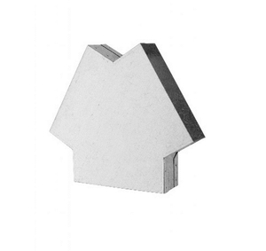 Тройник Darco YP150x50/120-OC 120°