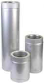Труба н/оц 1м, 180/250, 0.6 мм