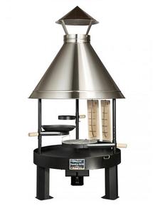 Гриль-барбекю Tundra Grill  80, Low model, нержавеющая сталь