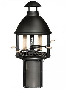 Гриль-барбекю Tundra Grill BBQ, High model,черный