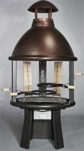 Гриль-барбекю Tundra Grill BBQ, Low model, античная медь